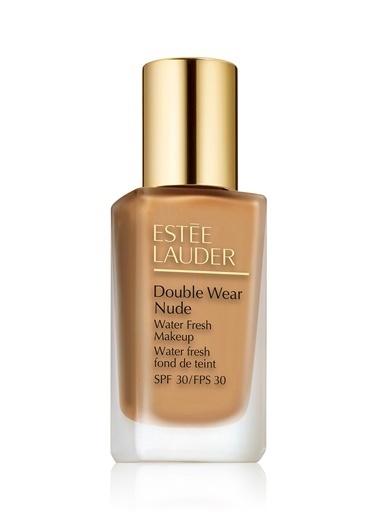 Estée Lauder Estã©E Lauder Double Wear Nude Water Fresh 24 Saat Dayanıklı Nemli Sıvı Formullü 30Ml 4N1 Shell Beige Fondöten Ten